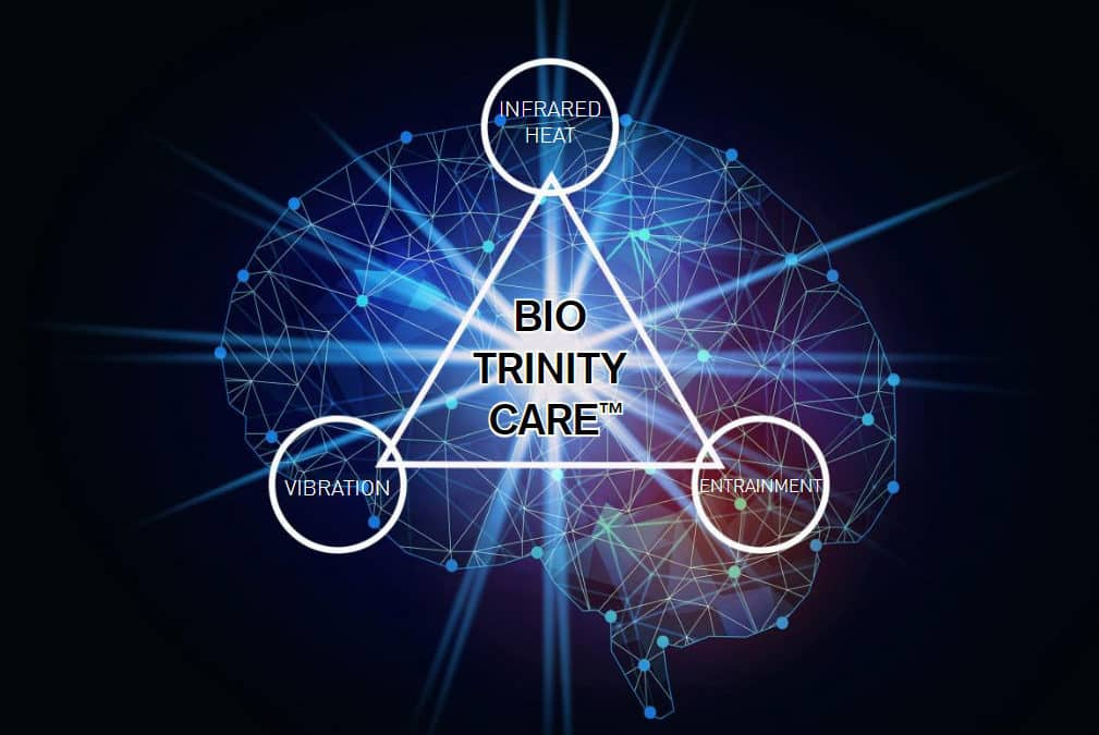 The BioAcoustic Mat and Bio-Trinity Care