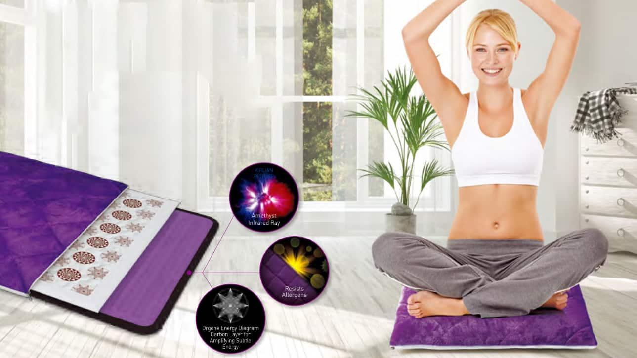 Biomat yoga therapy
