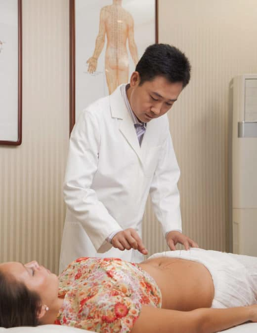 Biomat and Acupuncture