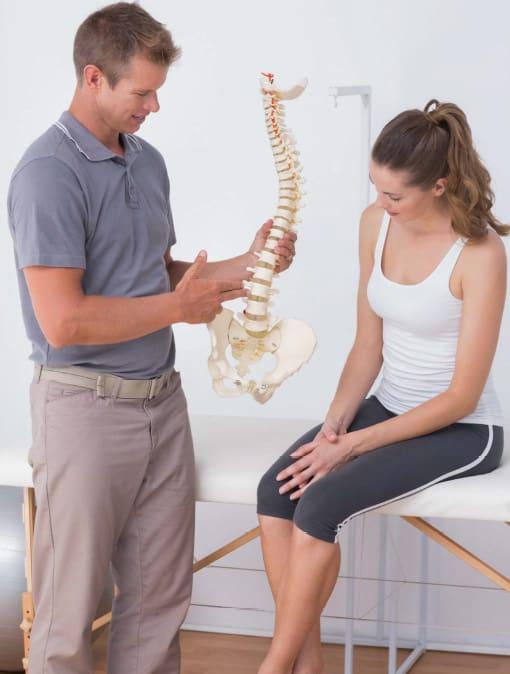 chiropractor biomat