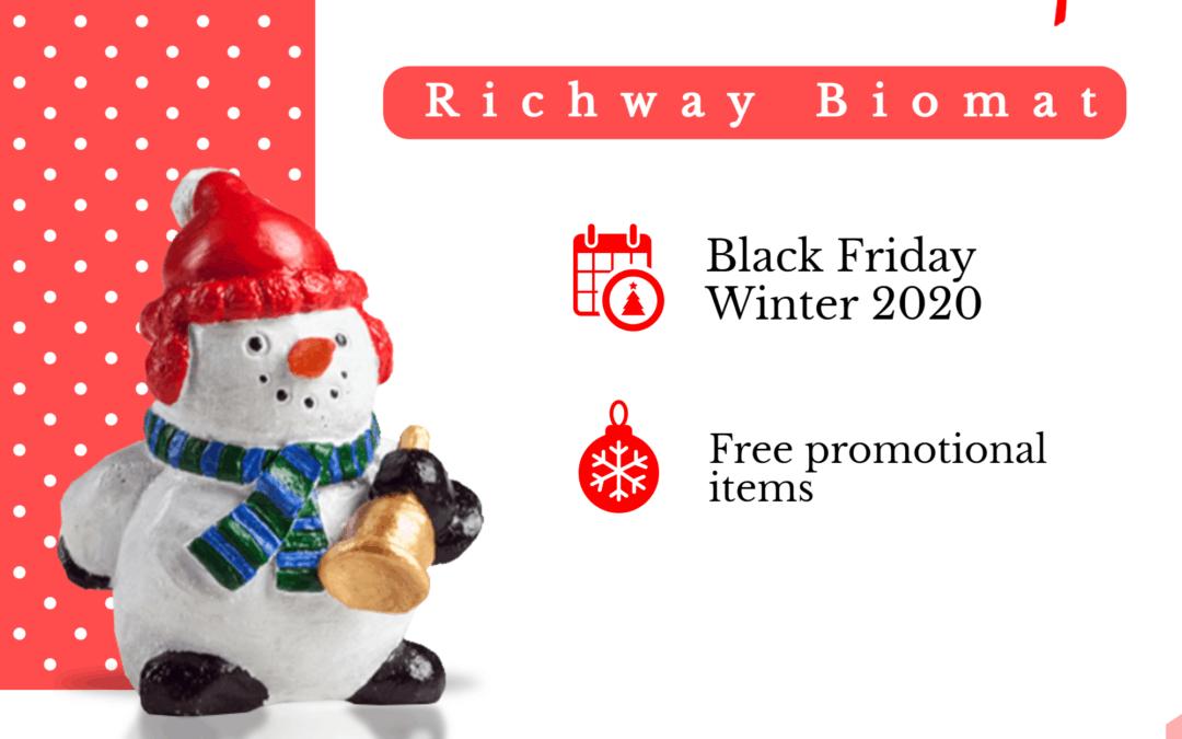 2020 Black Friday/Winter Bundle Up Promotion
