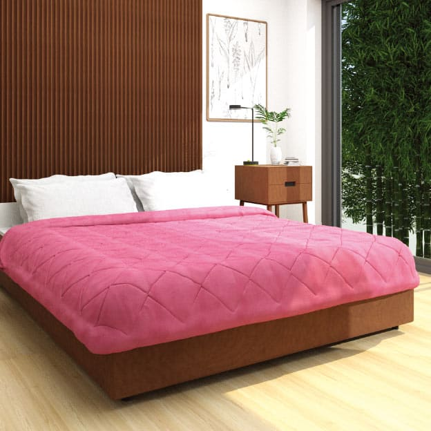 Richway's NEW Bamboo Silk Comforter Coming Soon!