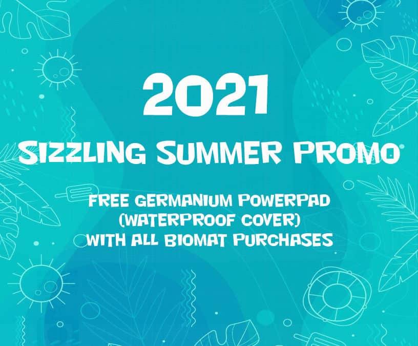 2021 Sizzling Summer Promo